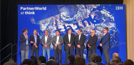 STS – Premio PartnerWorld LA Excellence Awards SSA