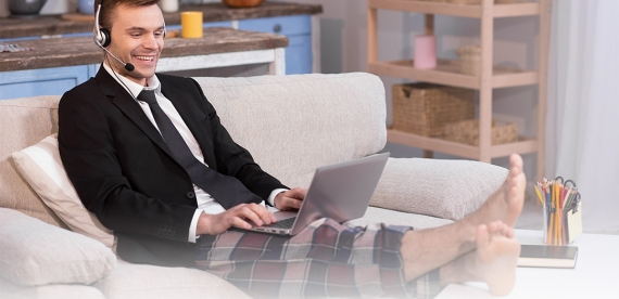 5 tips para que el teletrabajo no afecte tu productividad